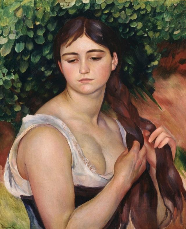 La trenza (1887)